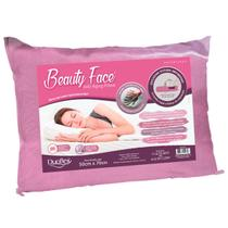Travesseiro Beaty Face Pillow 50x70x14cm - Duoflex
