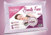 Travesseiro Beauty Face Pillow - Duoflex - 50 x 70 cm