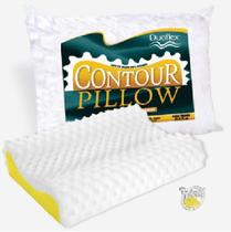 Travesseiro Cervical Contour Pillow - Fisiolife