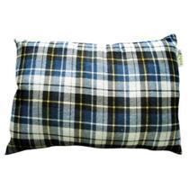Travesseiro de Pescoço Flanelado Pillow - EchoLife -