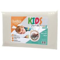 Travesseiro Duoflex Nasa Kids Viscoelástico 45x65x8cm BB3202 -