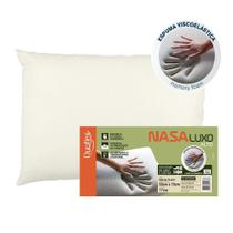 Travesseiro Duoflex Nasa Viscoelástico Alto Luxo 17cm NN1119 -