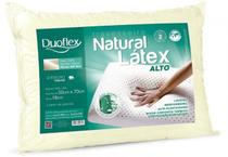Travesseiro Duoflex Natural Latex Alto LN1101 50x70x18