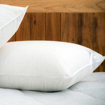 Travesseiro Fiber Ball Percal Plooma -