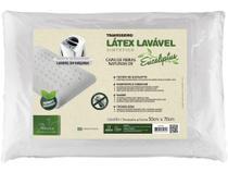 Travesseiro Fibrasca - Látex Eucaliptus 4216 -