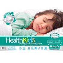 Travesseiro Infantil Health Kids Trisoft -
