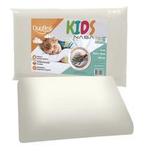 Travesseiro Kids NASA - Capa 100% Algodão - 45x65cm - Duoflex -