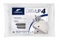 Travesseiro latex up 4 íons de prata Fibrasca -