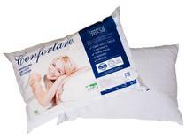 Travesseiro Mannes 1 Peça - Fibra