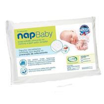 Travesseiro nap baby visco rn tecnologia nasa -