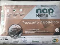 Travesseiro NAP Viscoelástico 14cm Classic Branco - Pubr