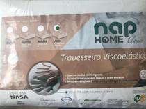 Travesseiro NAP Viscoelástico 16cm Classic Branco - Pubr