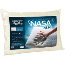 Travesseiro nasa alto duoflex -