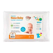 Travesseiro Nasa Baby Capa Dupla Anti-Sufocante - FIBRASCA
