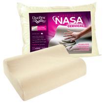 Travesseiro Nasa Cervical Duoflex -