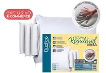 Travesseiro Nasa De Altura Regulável Duoflex 50 X 70 -rn1109 (E-COM) -