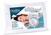 Travesseiro Nasa De Altura Regulável Duoflex 50 X 70 Rn1109 -