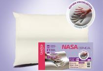 Travesseiro NASA Viscoelástico - Cervical - Duoflex - 50 x 70 cm -