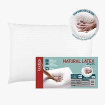 Travesseiro natural látex 13 cm duoflex - ln1209 -