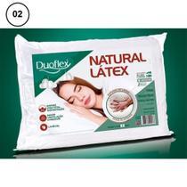 Travesseiro Natural Látex 14cm de Altura Ln1104 Duoflex -