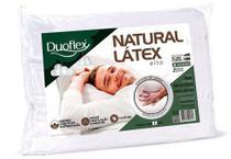 Travesseiro Natural Látex Duoflex 50x70x16-ln1100 -