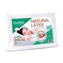 Travesseiro Natural Látex - Duoflex -