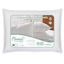 Travesseiro Pena De Ganso 233 Fios 50x70cm Plumasul -