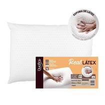 Travesseiro Real Látex 50x70x16cm - Duoflex -