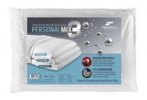 Travesseiro Regulável Fibrasca Personal Mix 3 Látex E Nasa Ate 12 Combinações de Altura -