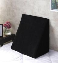 Travesseiro Triângulo - 3 posições Cores Diversas - Travesseiro Ideal