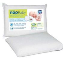 Travesseiro Visco Elástico Nasa 1 ano Branco - Nap