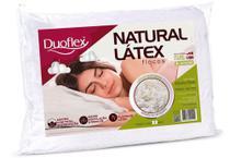 Travesseiros Flocos De Látex Para Fronha 50x70cm - Duoflex -