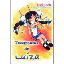 Travessuras de Luíza - Scortecci Editora -