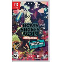 Travis Strikes Again: No More Heroes - Switch - Nintendo