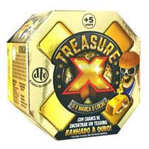 Treassure X Brinquedo Escavação Ouro Surpresa Piratas Dtc -