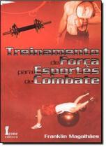 Treinamento de forca para esportes de combate - Icone -
