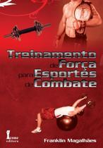 Treinamento de Força para Esportes de Combate - Ícone -