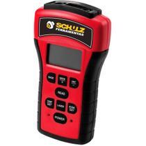 Trena a Laser 15m com Medidor de Temperatura Tes015 Schulz -