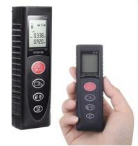 Trena Digital A Laser Até 80m - Medidor De Distância - Durawell