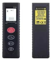Trena digital a Laser Medidor Distancia Profissional até 80 Metros - Durawell -