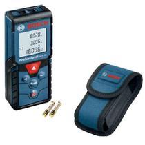 Trena Laser de Distâncias Profissional Bosch - GLM 40 - 0601072900 -