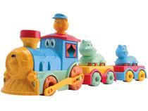 Trenzinho de Brinquedo Tchuco Circus - Samba Toys -