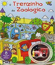 Trenzinho Do Zoologico, O - Cms Editora
