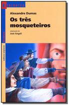 Três Mosqueteiros, Os - Colecão Reencontro Literatura - Scipione