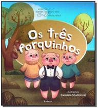 Tres porquinhos, os - Lafonte