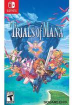 Trials Of Mana Nintendo Switch Mídia Física -