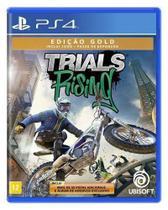 Trials Rising Edição Gold PS4 - Ubisoft