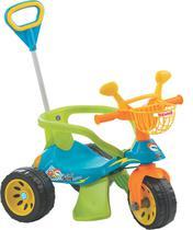 Triciclo Andador Super Cross Azul - Biemme -