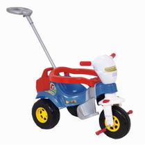 Triciclo Azul com Som - 3512 - Magic Toys