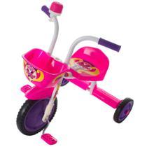 Triciclo Bicicleta Infantil Menina Ultra Bike Top Girl -